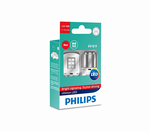 Philips Ultinon Led 11499ULRX2 PR21/5W BAY15d 12V 2,7W