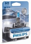 Philips WhiteVision ultra 12258WHVB1 H1 P14,5s 12V 55W