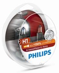Philips X-tremeVision G-force 12258XVGS2 H1 P14,5s 12V 55W