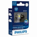 LED autožárovka Philips X-tremeUltinon Festoon C5W 14x30 6000K