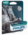 Philips X-tremeVision Pro150 9005XVPB1 HB3 P20d 12V 60W