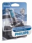 Philips WhiteVision 9005WVUB1 HB3 P20d 12V 60W