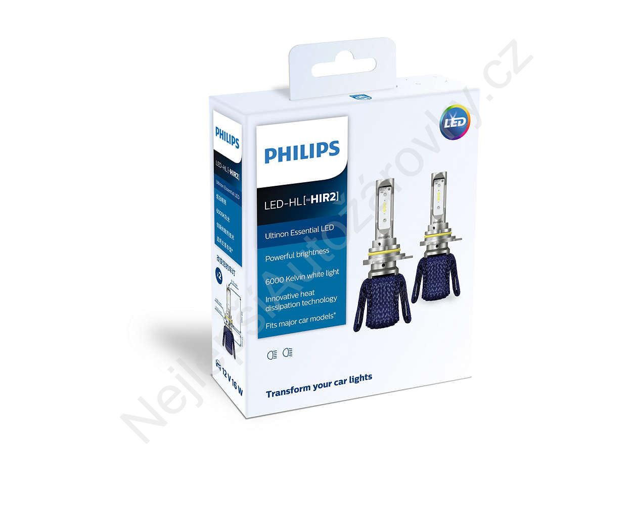 Philips Led HIR2 Ultinon Essential 11012UEX2