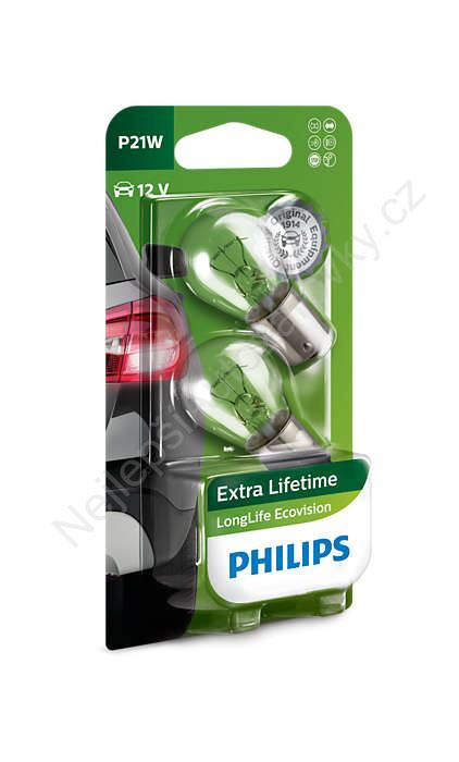 PHILIPS LongLife EcoVision 12498LLECOB2