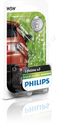 PHILIPS LongLife EcoVision 12961LLECOB2