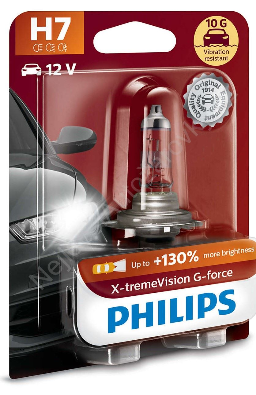 Philips X-tremeVision G-Force 12972XVGB1