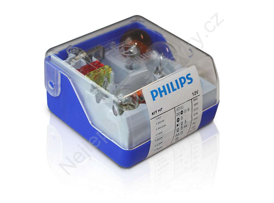 Philips Single Kit H7 55007SKKM