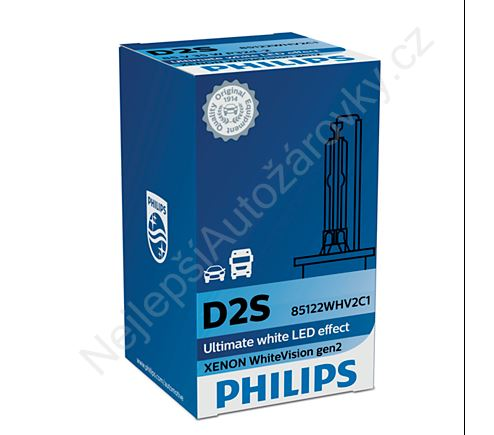 Philips WhiteVision D2S 85122 WHV2 C1