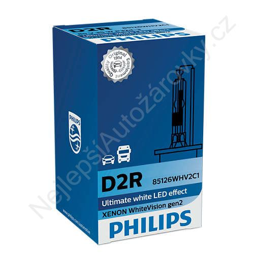 Philips WhiteVision D2R