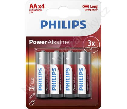 Philips PowerLife AA 4ks LR6P4B/10